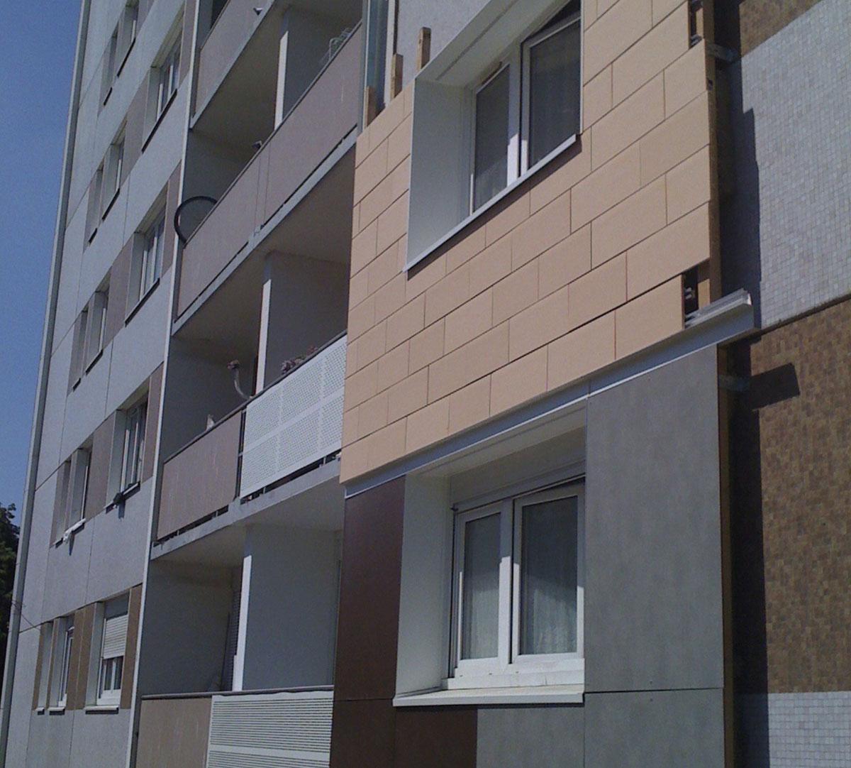 Réalisation Encadrement de fenêtres sur vetage : image 7