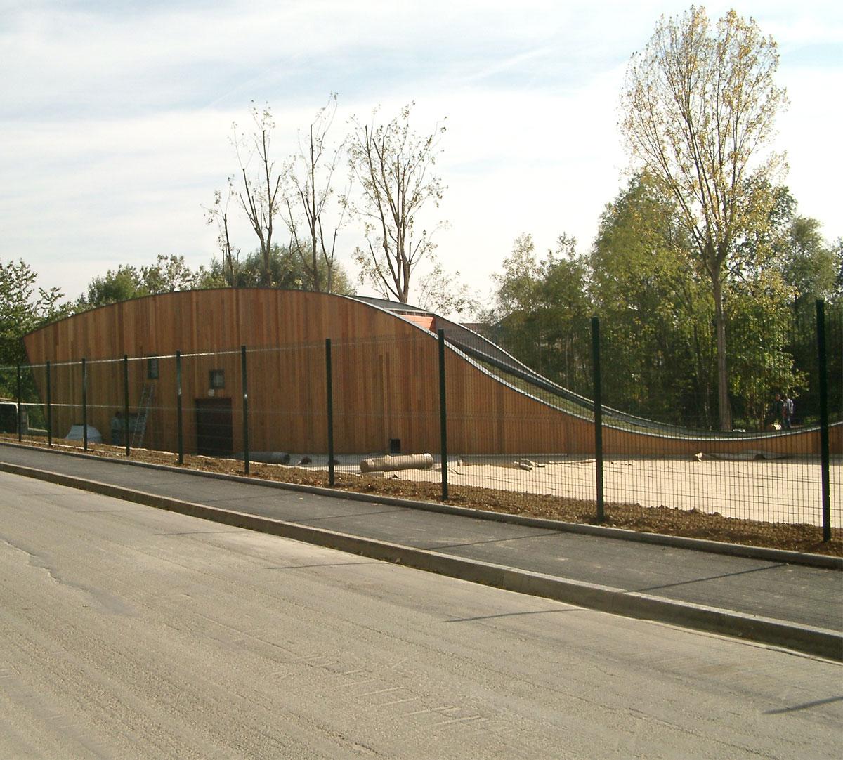 Réalisation Station d'Epuration et Couvertine Ondulée  : image 4