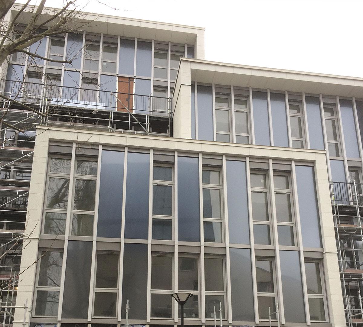 Réalisation Encadrement de fenêtres / Habillage verticaux : image 2