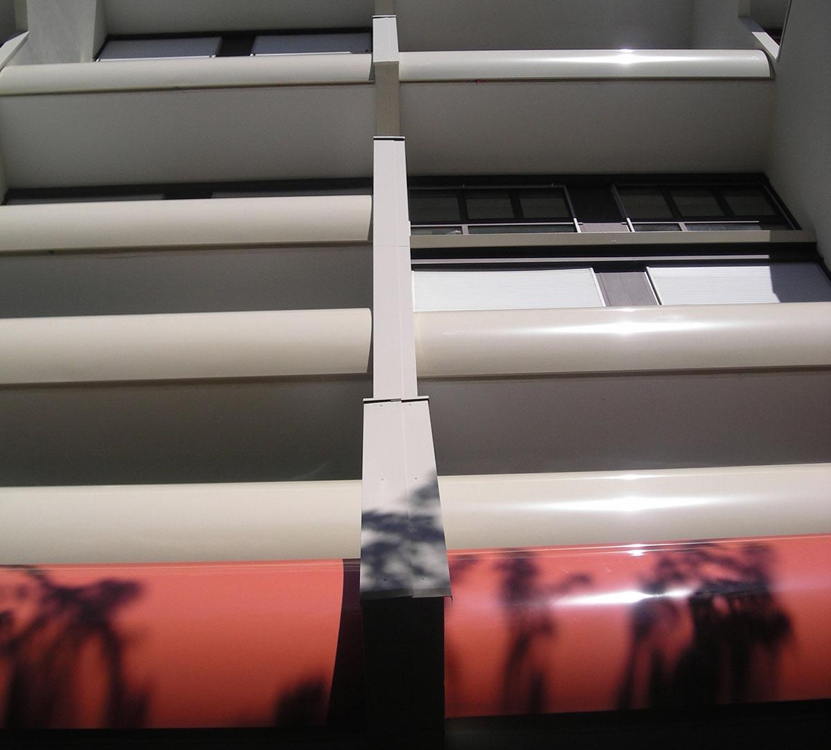 Réalisation Couvertines et capotage vertical : image 2