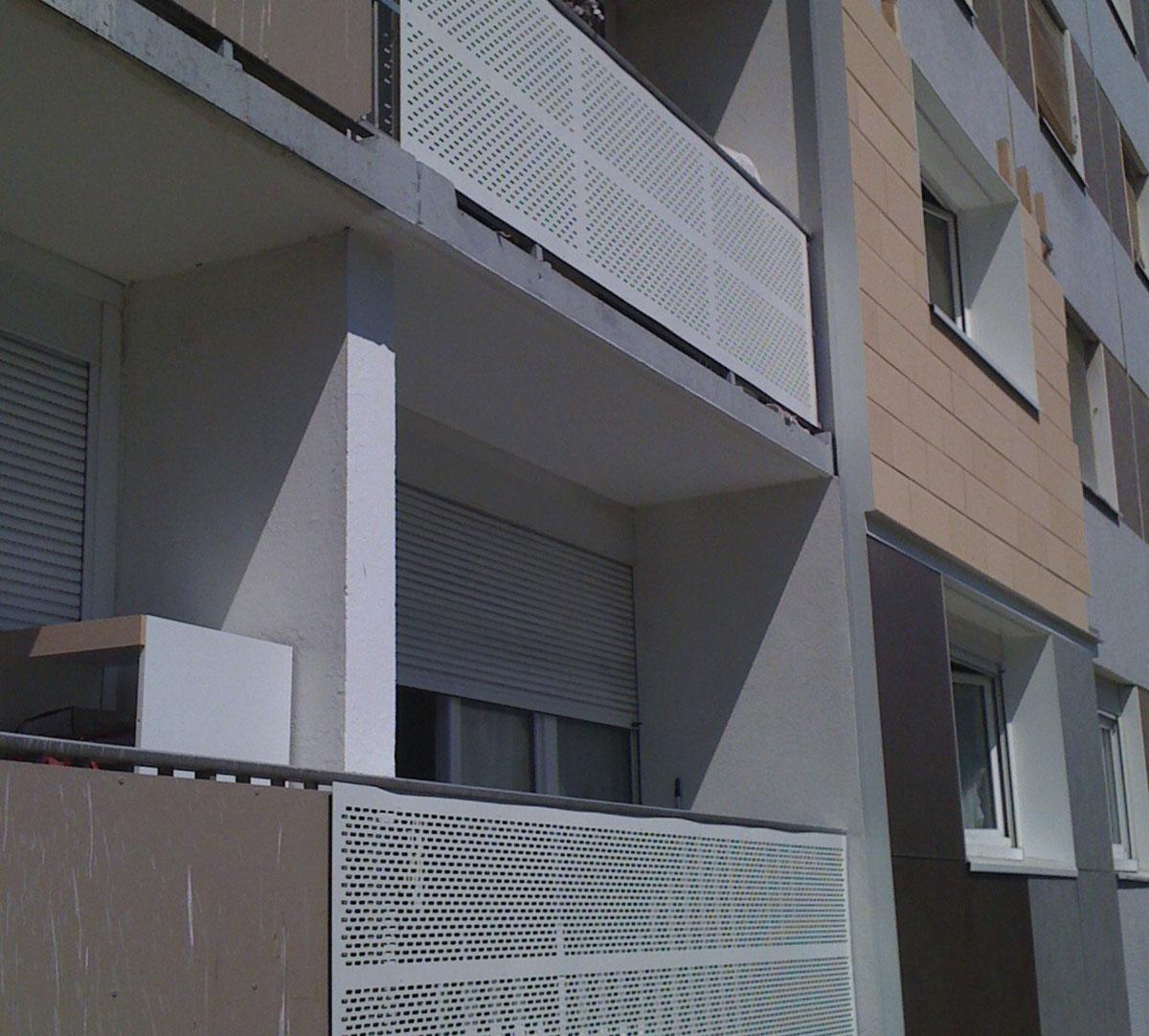 Réalisation Encadrement de fenêtres sur vetage : image 6