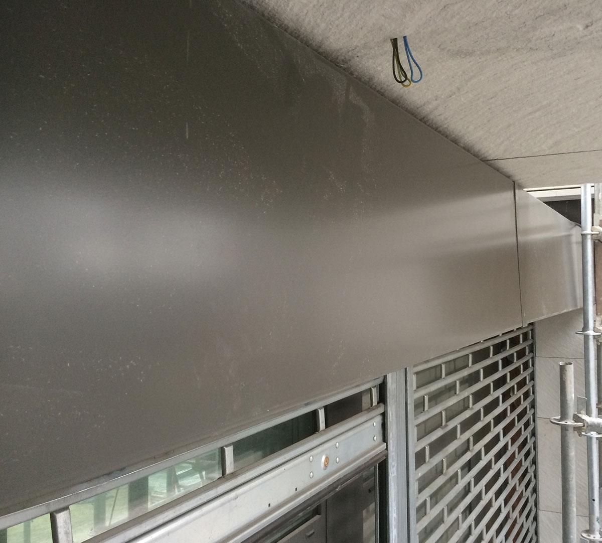 Réalisation Encadrement de fenêtres / Habillage verticaux : image 7