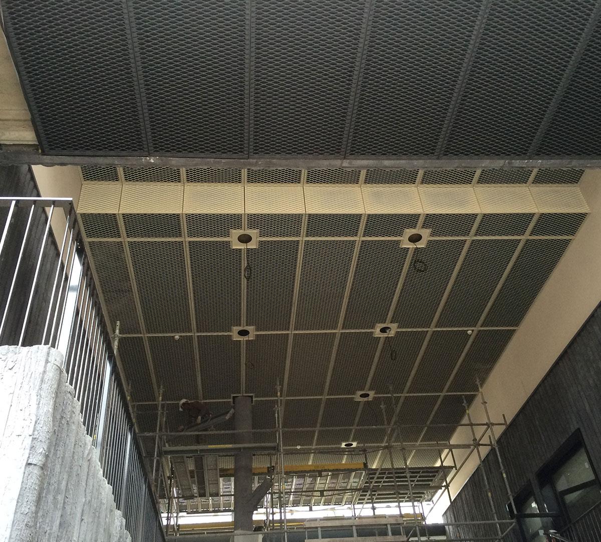 Réalisation Précadre de fenêtre en kit et habillage plafond : image 5