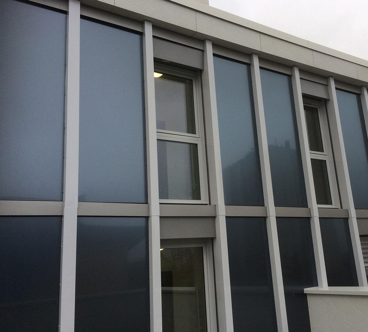 Réalisation Encadrement de fenêtres / Habillage verticaux : image 4