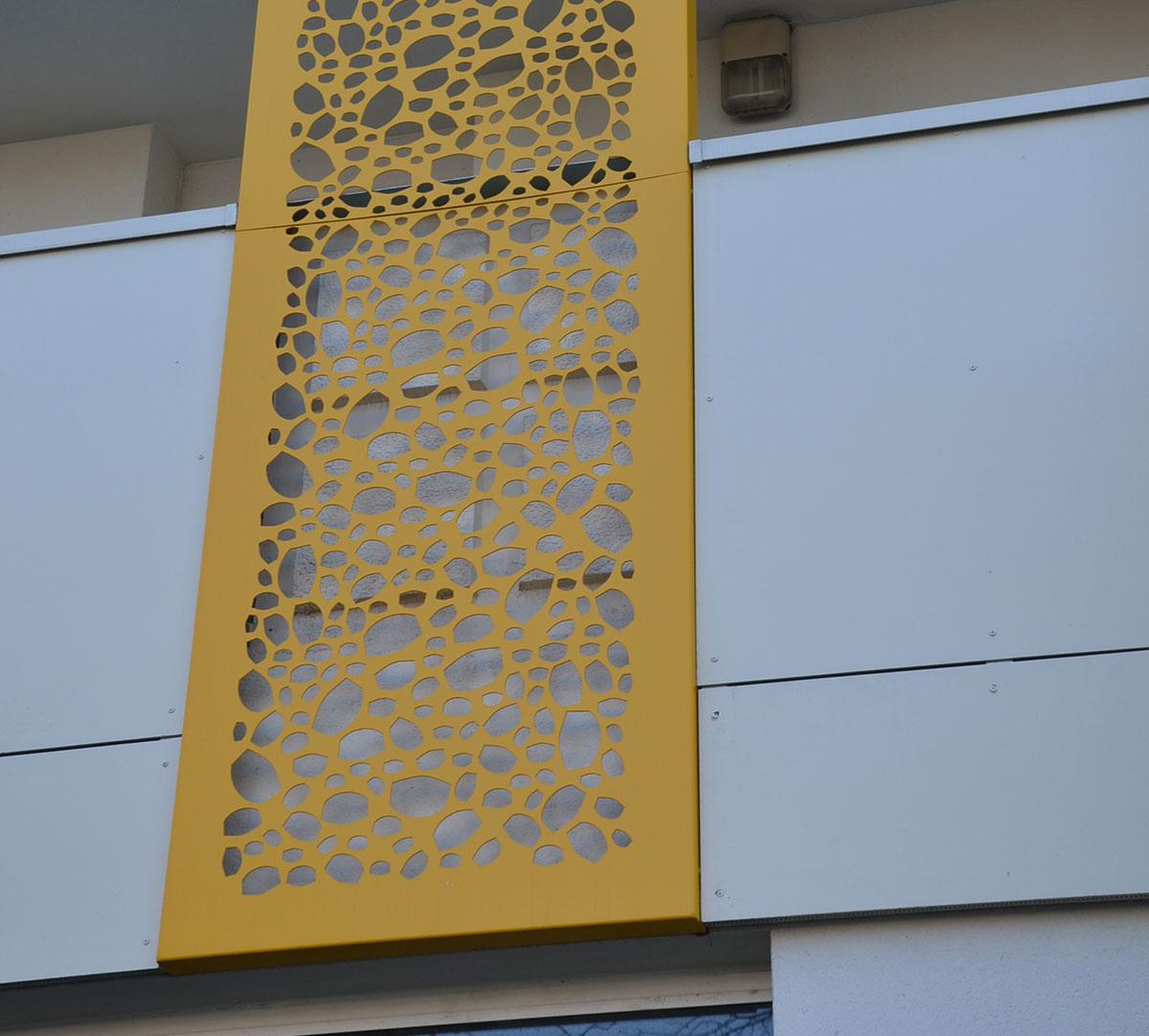 Réalisation Cassette perforées effet nid d'abeilles : image 5