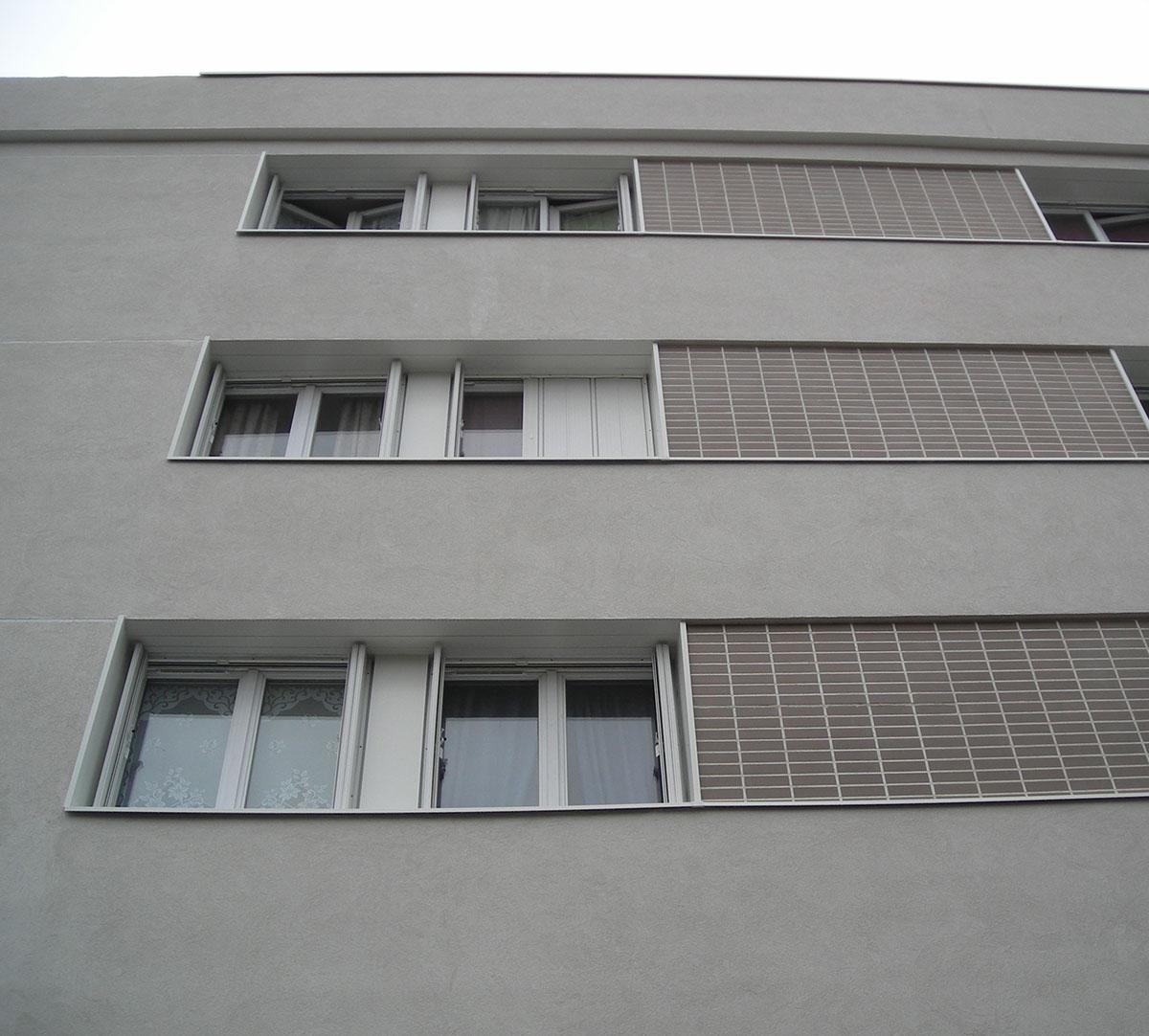 Réalisation ITE Polystyrène graffité : image 2