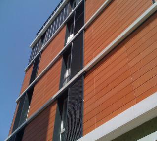 réalisation Entourage de baie immeuble d'habitations -2-3