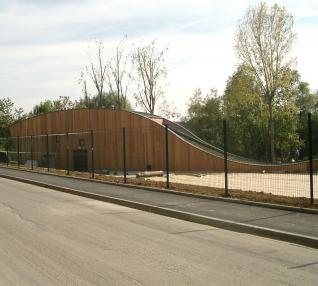 réalisation Station d'Epuration et Couvertine Ondulée -22-3