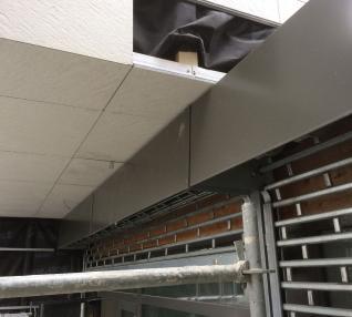 réalisation Encadrement de fenêtres / Habillage verticaux-58-7