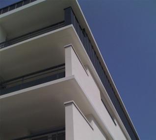 réalisation Entourage de baie immeuble d'habitations -2-4