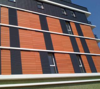réalisation Entourage de baie immeuble d'habitations -2-2