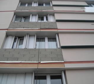 réalisation ITE Polystyrène graffité-42-4