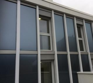 réalisation Encadrement de fenêtres / Habillage verticaux-58-3