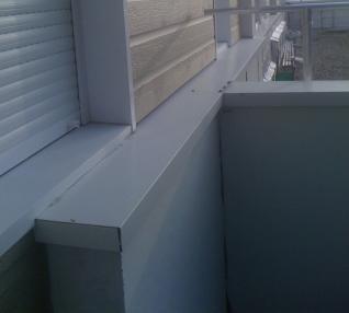 réalisation Encadrement de fenêtre sur bardage-37-2