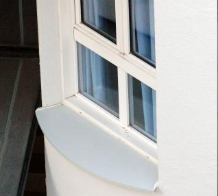 réalisation Bavette d'appuie fenêtre cintrée-8-1