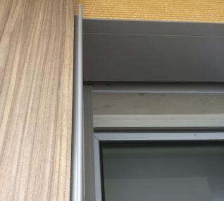 réalisation Encadrement de fenêtres et couvertines d'acrotères sur bardage bois-5-3