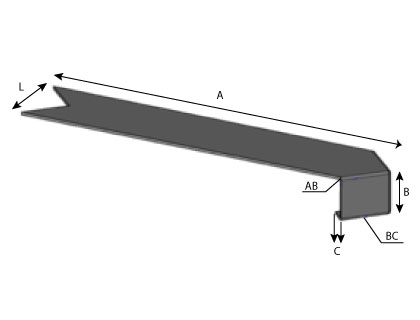 CD22 - Couvre-joint d'angle