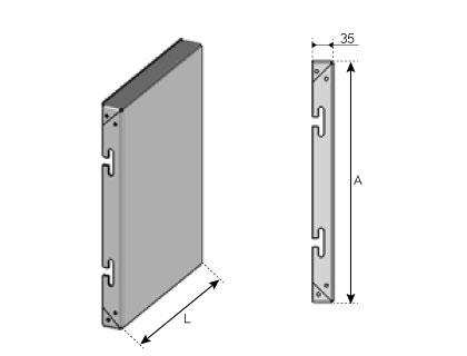 CS71 - Cassette standard haute