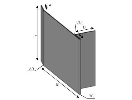 VB65 - Arrêt latéral