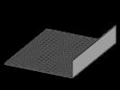 Image du produit : Profilé de ventilation basse - VB85